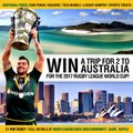 Win a Trip to Australia for £1: Community Raffle 2016 Launched