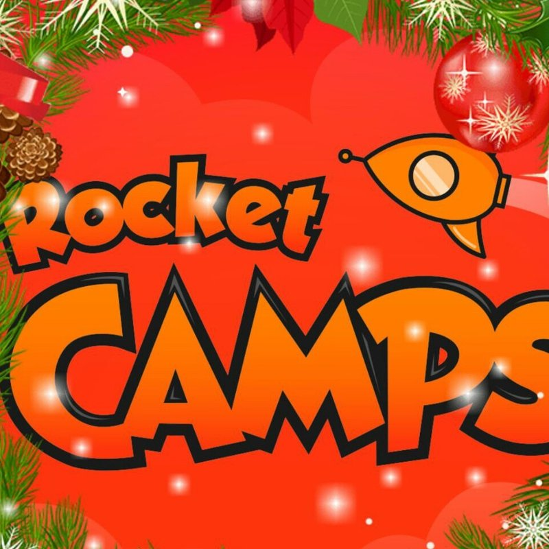 Christmas Rocket Camps Launched