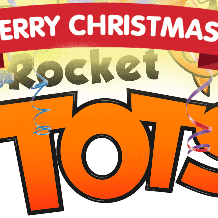 Rocket Tots Christmas Party