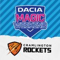 Magic Weekend 2017 – Discount Tickets When Bought Through The Rockets