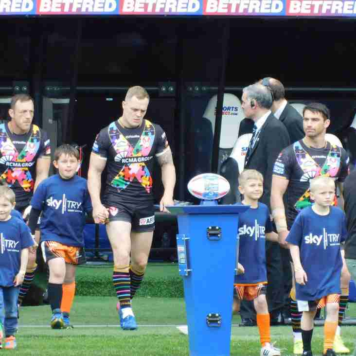 Magic Weekend Mascot Opportunity