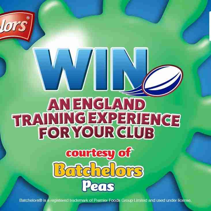 WIN: Your Chance to Train With England Stars