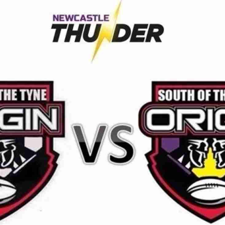 North East Origin This Friday