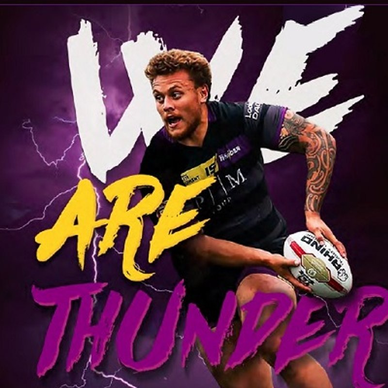 Thunder 2018 Season Tickets Revealed
