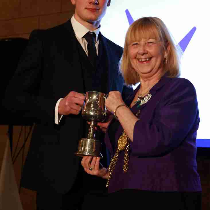 Donaghy Receives Rising Star Award