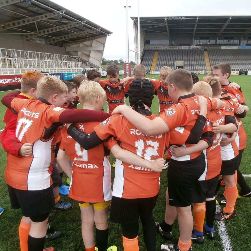 Rugby Extras Expanded - Now for 7-13 year olds