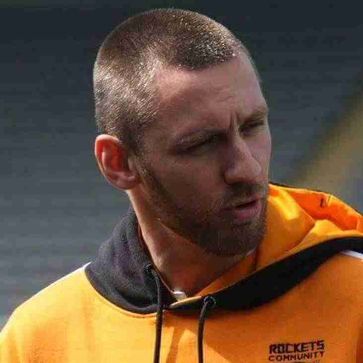 Beaty Aiming to Get Scotland Rugby League Rocketing
