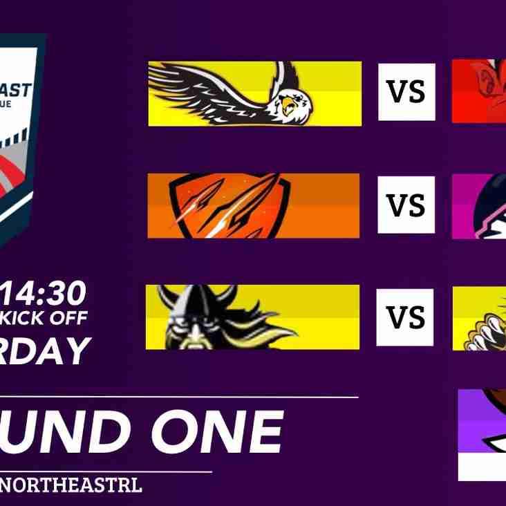 North East Men's League - 2019 Season Preview