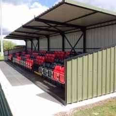 Greenwood Meadows 0-1 West Bridgford
