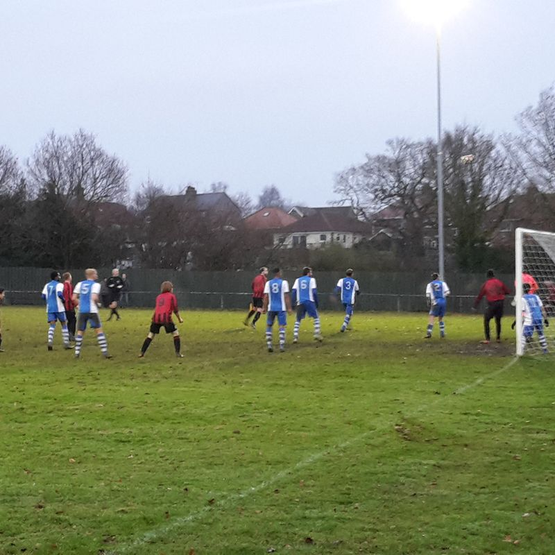 Holbrook Sports 0-2 West Bridgford