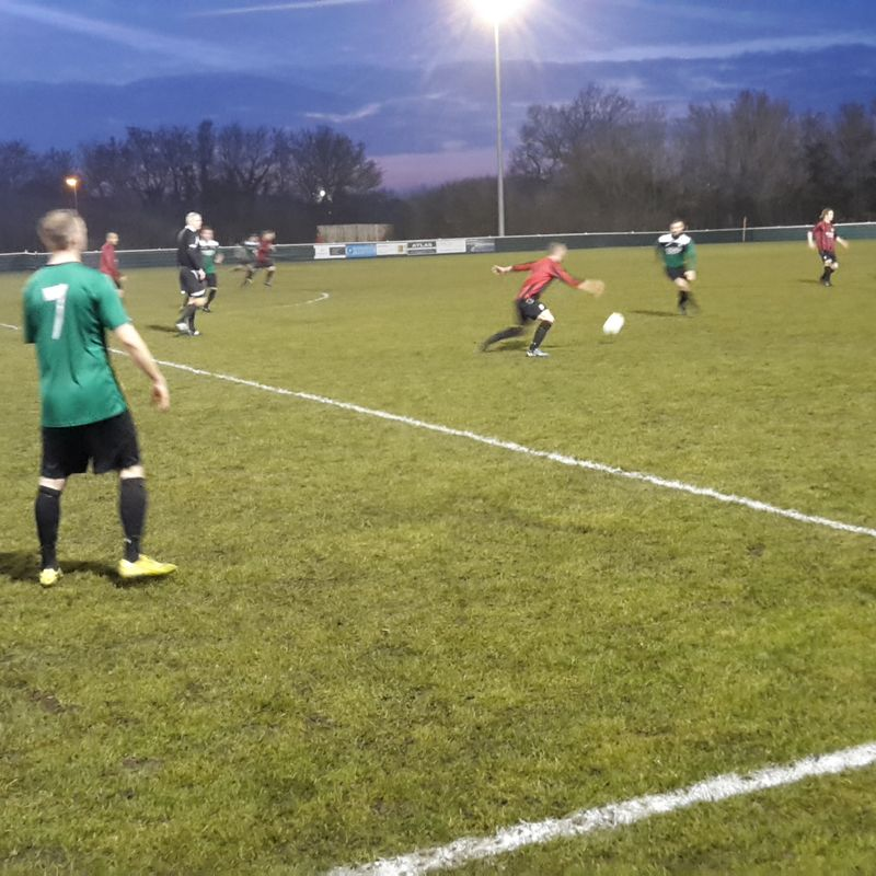West Bridgford 4-0 Greenwood Meadows