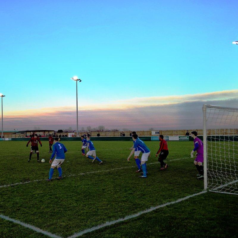West Bridgford 3-0 South Normanton Athletic