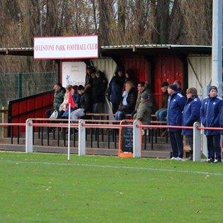 Aylestone Park 2-2 West Bridgford