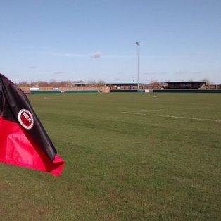 West Bridgford 3-2 Anstey Nomads