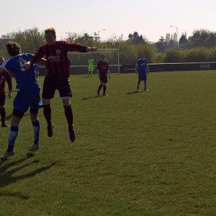 West Bridgford 2-1 Blaby & Whetstone