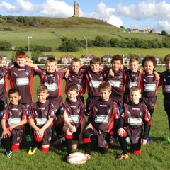 Newsome Panthers under 9s 2015