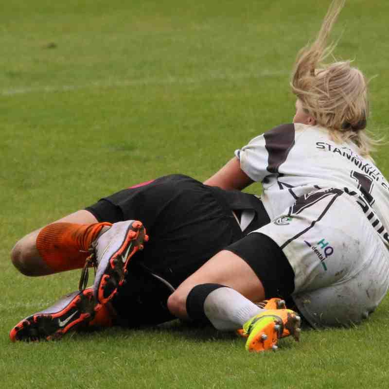 Stanningley Ladies 12 v 14 Wigan St Pats Ladies - Ladies Challenge Cup Final
