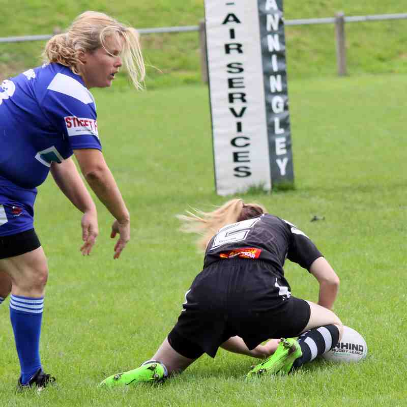 Stanningley Ladies 76 v 0 Barrow Island Ladies