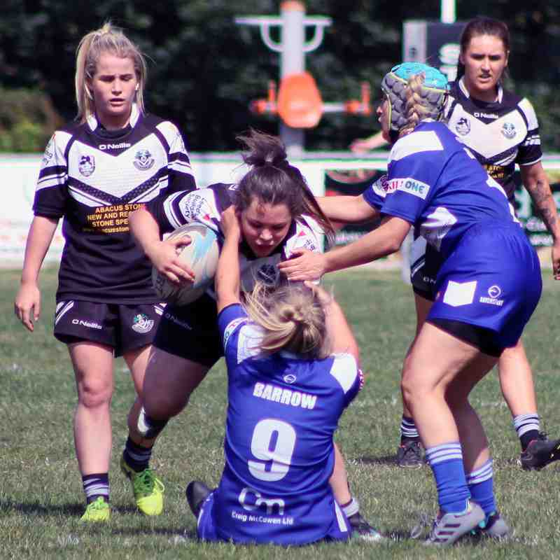 Stanningley Ladies v Barrow