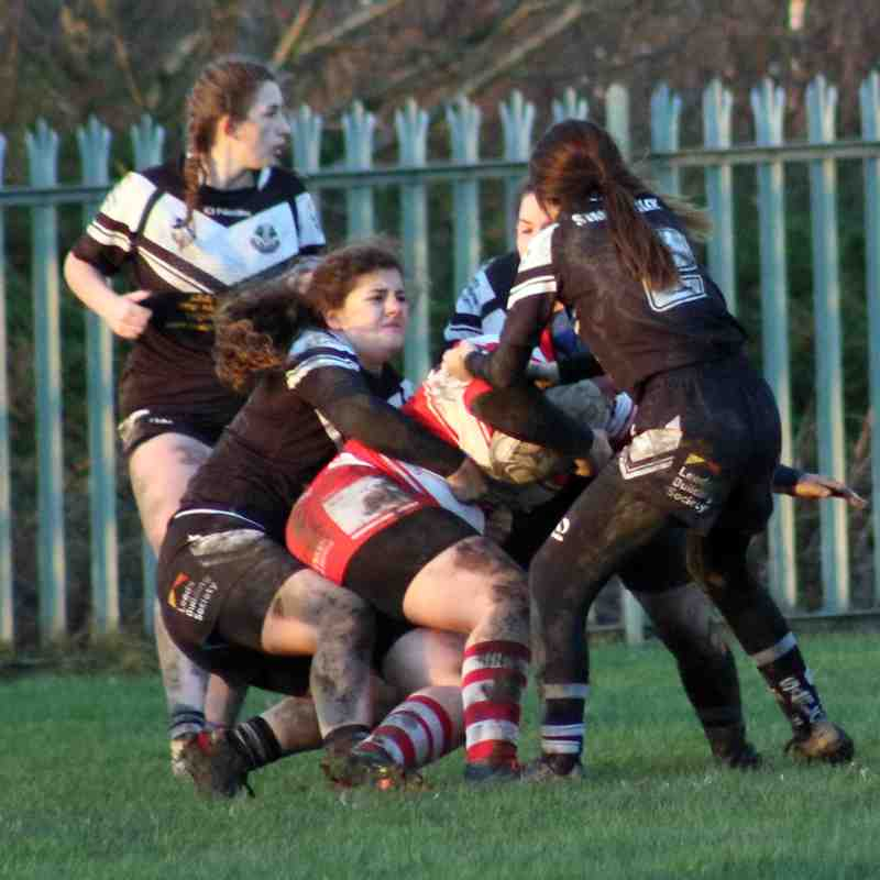 Stanningley Ladies 28 v 4 East Leeds