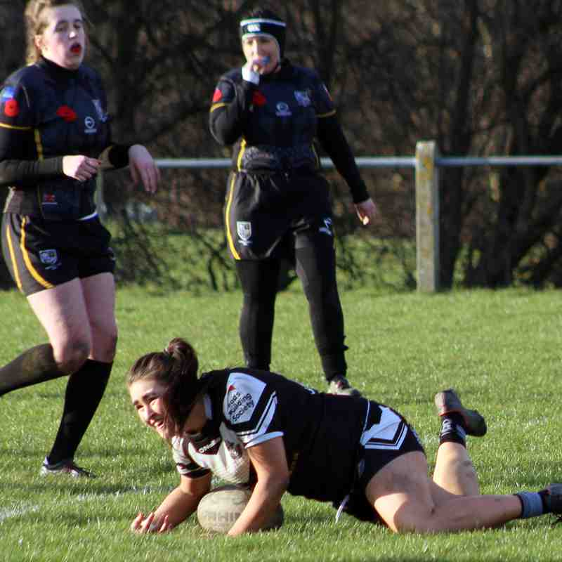 Stanningley Ladies 48 v 4 South Leeds Spartans