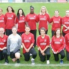 CAFC Squad Photos 2012/13