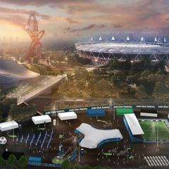 CAFC U11's - UEFA Champions League Festival
