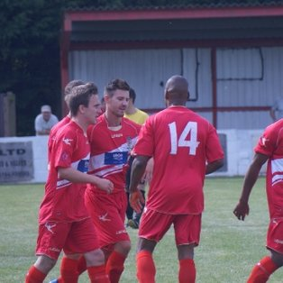 Colliers Wood United 0 Egham Town 0