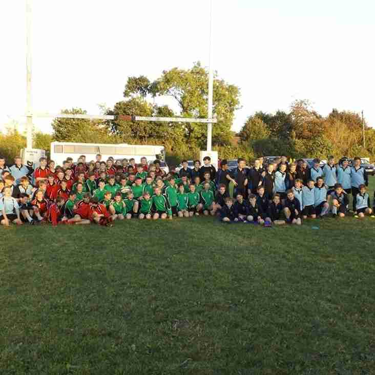 Secondary School Rugby Festival Oct 11th 2016