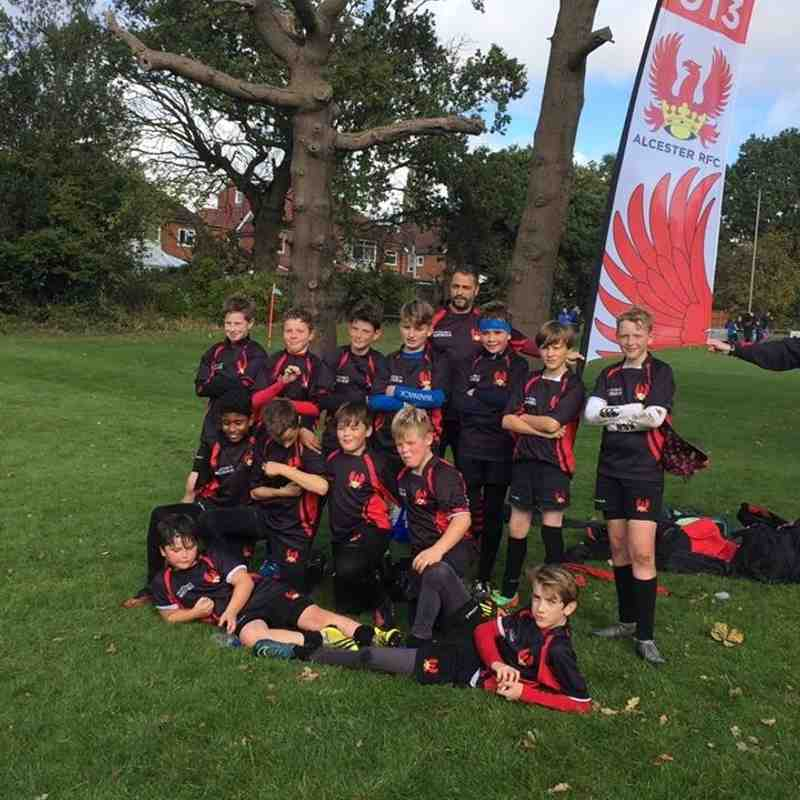 U13v Camp Hill RFC