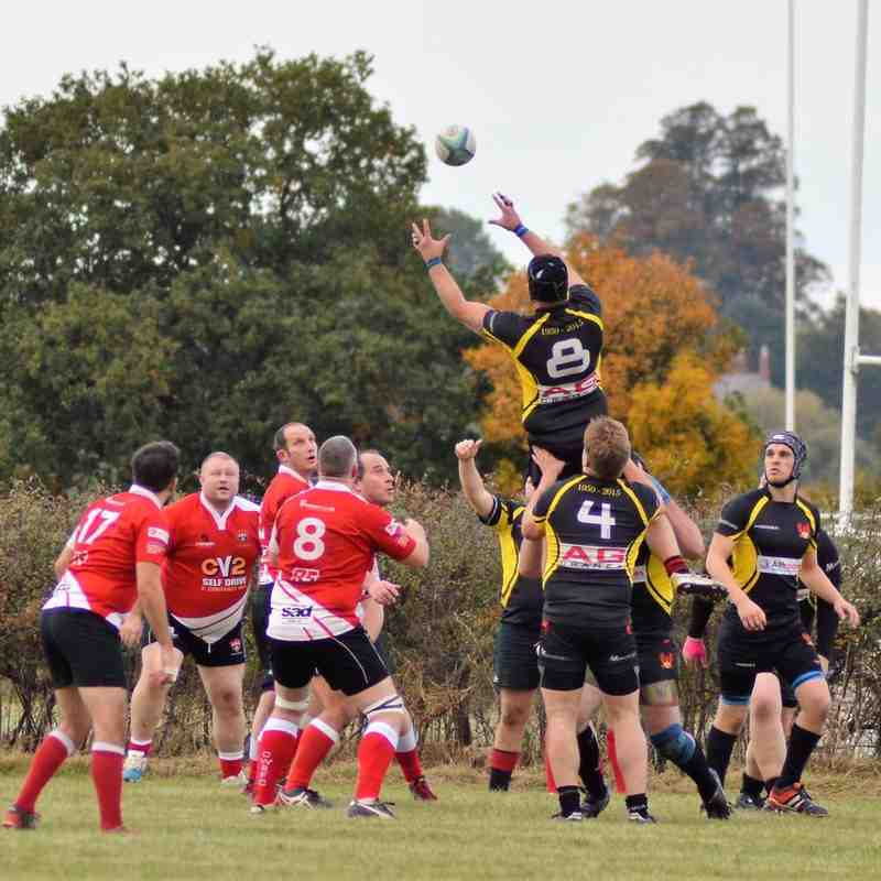 1st XV 22nd October 2016 v Coventry Welsh