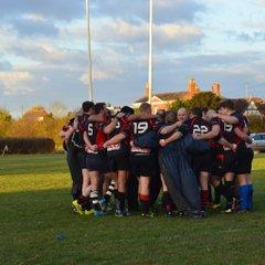 1st XV 5th November 2016 v Keresley