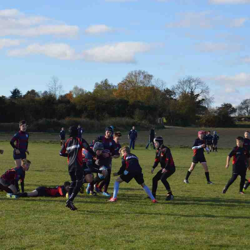 Minis & juniors fixtures 6th Nov 2016