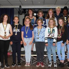 End of Season Awards: Under 12 Blue's