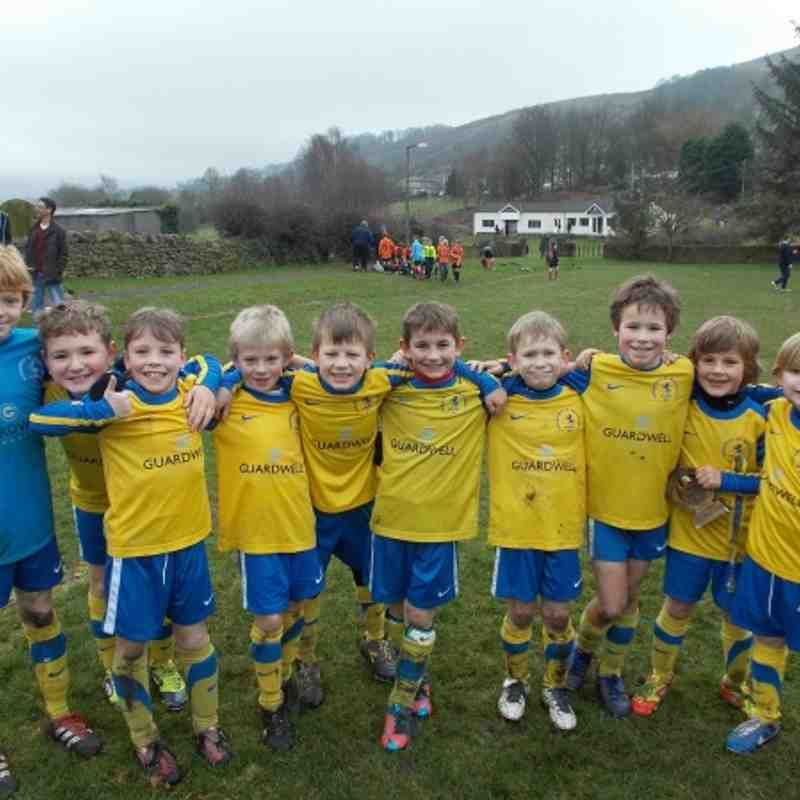 U9 Chargers  - Cononley Match