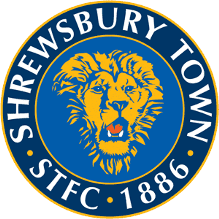 Shrewsbury Town, The New Saints and Connahs Quay nomads fixtures this weekend.