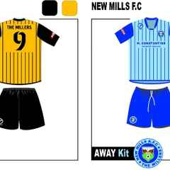 Club Unveil New Sponsor and Kit Design