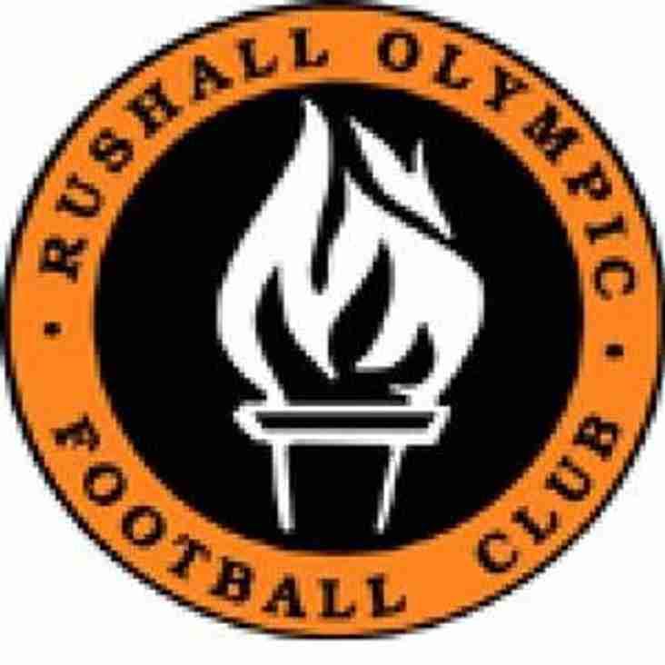 Rushall Olympic 0 Stourbridge 2