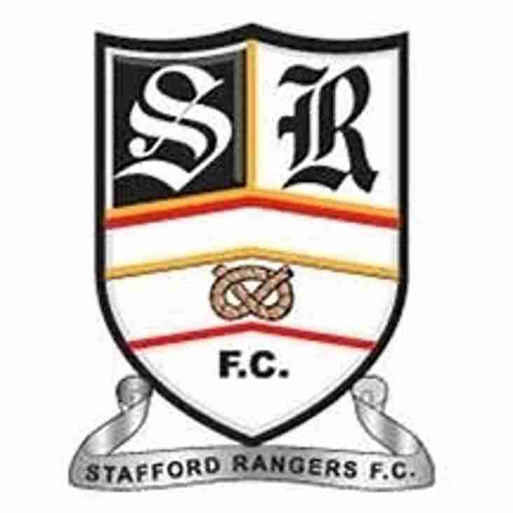 Stafford Rangers 1 Stourbridge 0