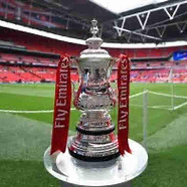 Wembley Honour for the Glassboys!