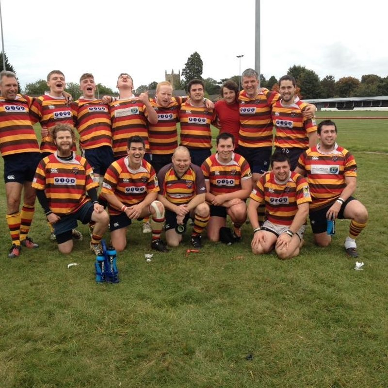 3rd XV beat Chipping Norton II 5 - 53