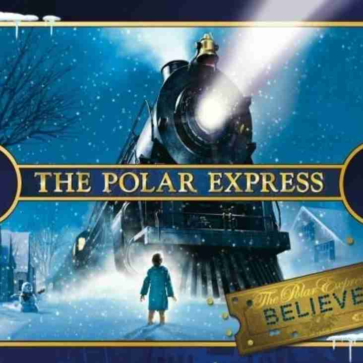 THE POLAR EXPRESS @ WESTOE