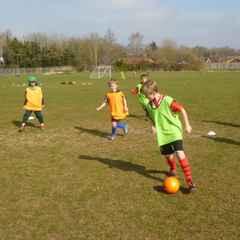 LITC Easter Soccer School 2015