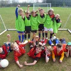 LITC May half term soccer school 26th - 28th May 2015