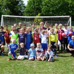 May half term soccer school 2015