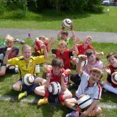 Summer Soccer School July 27th - 31st 2015