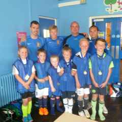 LITC summer soccer school July 27th - 31st 2015