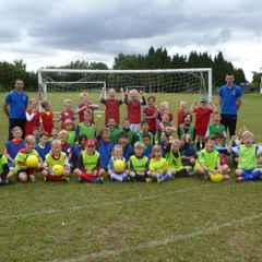 Lions in the Community Easter Soccer School 30 Mar - 1st April 2016