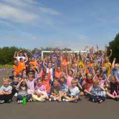 Fun packed week of activities at Discovery Federation summer school!