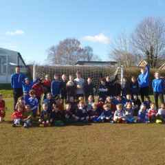 Lions in the community May half term Euro 2016 soccer school